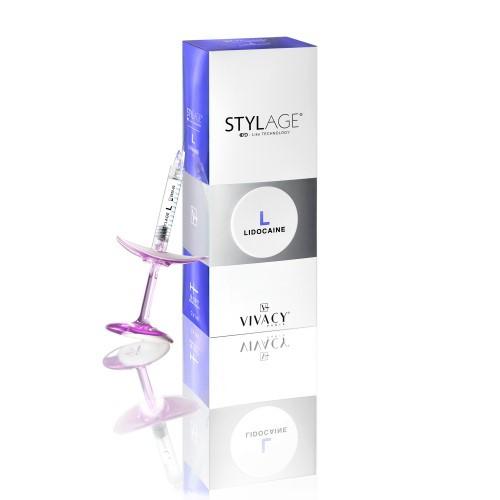 Stylage® L Bi-SOFT with Lidocaine