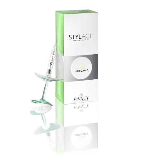 Stylage® XL Bi-SOFT with Lidocaine