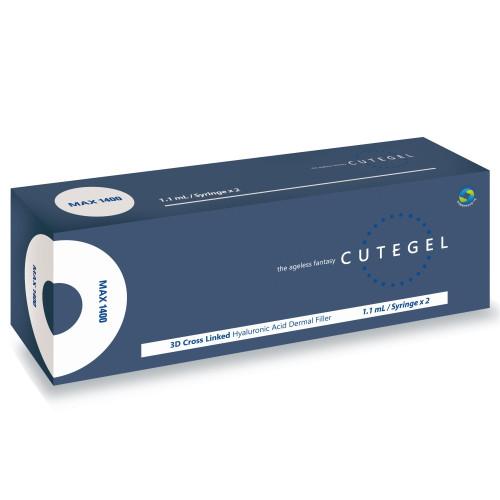 Cutegel MAX 1400 (2x1,1ml)