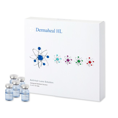 Dermaheal HL - Anti Hair Loss (10x5ml)