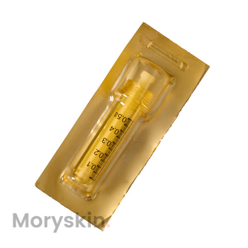 Hyaluron Pen ampoules - dosage chambers 0,5ml