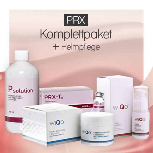 PRX-T33 Complete package + Home care