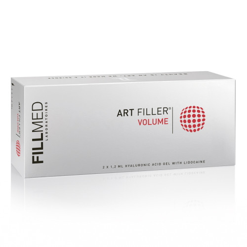 Fillmed Art Filler Volume (2x1,2ml)