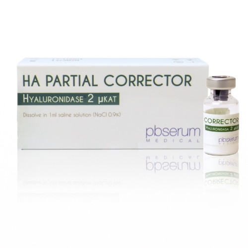HA Partial Corrector Hyaluronidase