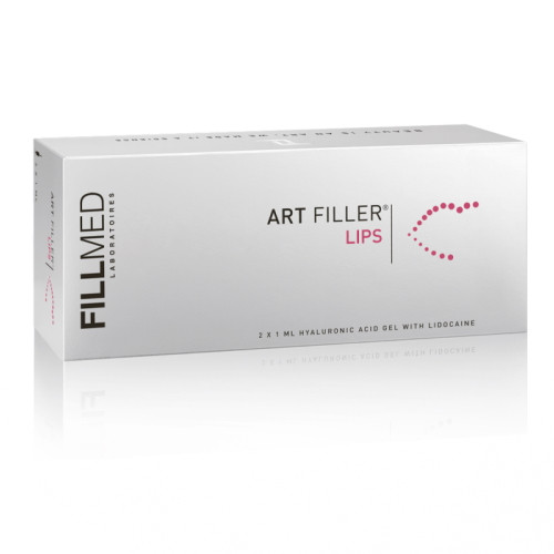 Fillmed Art Filler Lips (2x1ml)