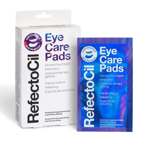 10x RefectoCil Eye Care Pads with Hyaluron & Vitamin E